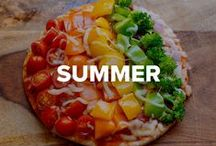 Great Summer Recipes / Cool down this summer with these light recipes that feature fresh fruits and veggies and tons of flavor. / by Beachbody