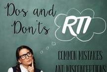 SCHOOL...RTI