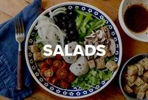 Simple Salads / Keep things simple with these delightfully healthy salad recipes. They're quick and easy to make, but they're full of flavor and fresh ingredients! / by Beachbody