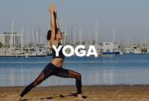 Yoga / Whether you're new to yoga or you're a yogi master, keep calm and yoga on with these moves, tips, and workouts. Namaste.  / by Beachbody
