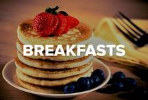 Healthy Breakfast Recipes / Start your mornings on the right food with these tasty, nutrition-packed recipes. / by Beachbody
