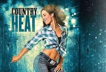 Country Heat from Autumn Calabrese / Autumn Calabrese makes it fun and easy to start getting fit. This high-energy, easy-to-follow, low-impact, country dance-inspired fitness program that is so totally fun—you won't even feel like you're working out! / by Beachbody