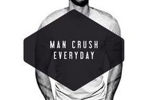 Man Crush Everyday / forget man-crush-mondays ! here are our crushes all day !