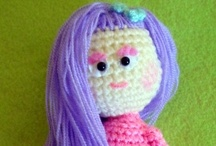 Dolls Toys / by AllSoCute Amigurumis