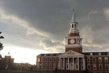 Extraordinary Places Around Campus / High Point University NC | Best Colleges in the South / by High Point University