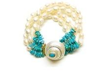 Helga Wagner Bracelets   / Helga Wagner Designer Bracelets / by Helga Wagner