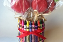 Teacher Gift Ideas / I know my daughter is only 19 months but one can plan ahead!!! / by Laura Szymanski