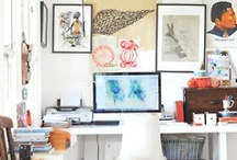 Ideas for Home Office / Terrific ideas and inspirations for your home office