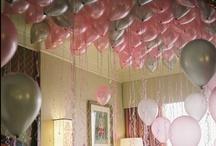 BirthdDAY Ideas / Ideas for Charlotte's Birthday / by Laura Szymanski