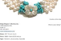 Helga Wagner Around The Web / Helga Wagner Designer Jewelry  / by Helga Wagner