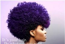 HAIRspiration / Hair styles that inspire me! / by KD Washington