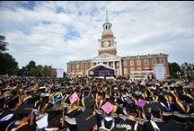 Commencement 2012 / High Point University NC | Best Colleges in the South / by High Point University