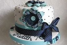 Cakes / by Sharon Burchall