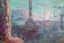 Ashanti / Art fueled by the creative passion of Ashanti
