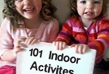 Kids - Fall and Winter (Indoor) Activities