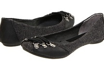 Flats....oh so comfy / by Dawn Marie