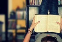 My Happy Thoughts* / Nothing beats a book in hand