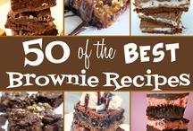 Food - Desserts, Cookies - Brownies