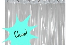 Helpful hints-Cleaning / by Pam Newell