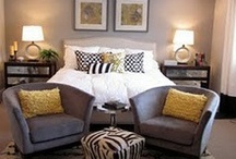 Rooms-Guest rooms / by Pam Newell
