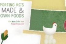 Buy Local. Buy KC. / Local brands carried at Cosentino's Markets