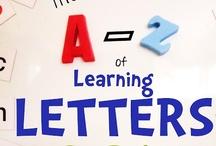 All Things Letters / by Laura Szymanski