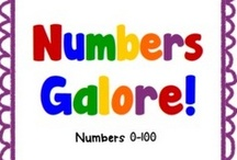 All About Numbers / by Laura Szymanski