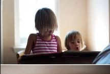 Learning to Read / by Laura Szymanski