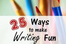 Learning to Write / by Laura Szymanski