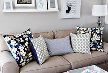 Decorate It - Living Room / by Dayna F.