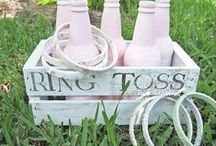 Wedding Games / Outdoor post ceremony & Reception Games