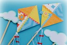 Kite Theme Birthday Party / by Laura Szymanski