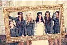 Casamento - Padrinhos e Madrinhas / Wedding - bridesmaids & groomsmen