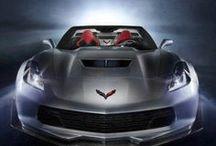 2014-15 Corvette Stingray / Z06 / by Brad Taylor