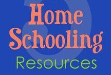 Homeschool Ideas / by Laura Szymanski