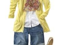 Styles I Like - Clothes / by Pam Newell