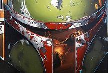 Star Wars / by Deidra Willms