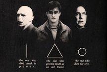Harry Potter / by Deidra Willms