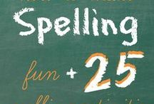 Learning to Spell / by Laura Szymanski