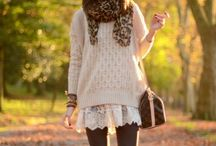 Nebraska Style / Winter fashion  / by Bri Sandoval