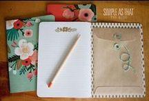 Bookbinding / by Akula Kreative