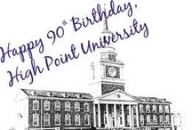 #HPUIs90 / by High Point University