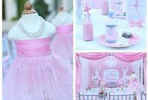Ballerina Birthday Party / by Laura Szymanski