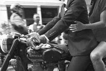 Neo Retro Motorcycles / #neo #retro #custom #vintage #scrambler #café-racer #motoguzzi #triumph #norton #bmw #ducati #royal-enfield #kawasaki #tracker #motorcycles #bikers #riders #sidecar #bike #wheels #Harley #Indian #Honda #ride #road / by Guillaume Lefevre-Daly