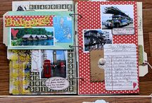 scrapbooking / by Danielle