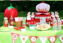 Strawberry Shortcake Party / by Laura Szymanski