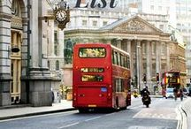 London Calling / Our favorites things to see and do in London.  / by MyFamilyTravels.com