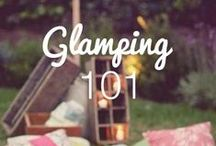 Glamping Vacations / Roughing it in the great outdoors.  / by MyFamilyTravels.com