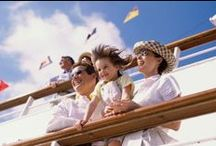 Family Cruises / Tips for going on a family cruise for a vacation to remember. Get the latest in family travel destinations, ideas and tips at MyFamilyTravels.com. / by MyFamilyTravels.com