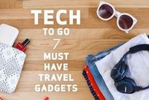Travel Tech / Cool and new travel tech.  / by MyFamilyTravels.com